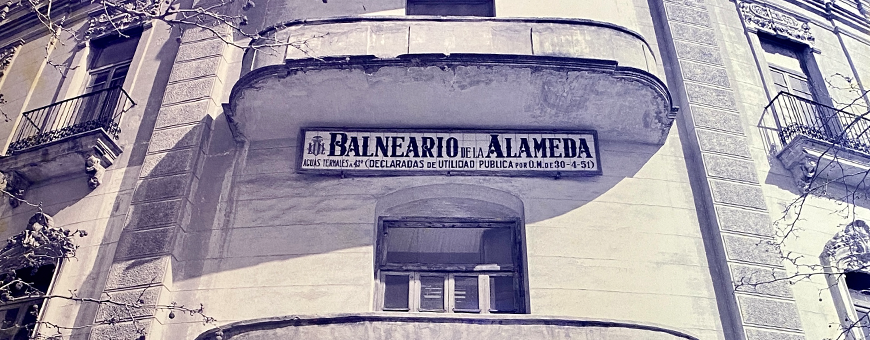 Balneario La Alameda | Give Away
